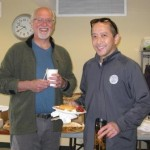 Faculty (L-R): Gary Kelsberg and Jon Woo